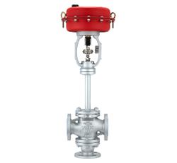 Diaphragm 3-way control valve
