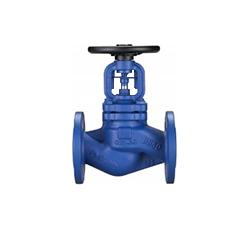 Manual type globe valve