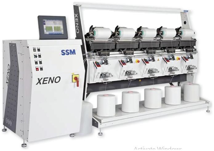 SSM XENO-YW